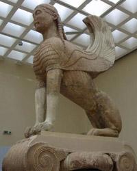 Sphinx of the Naxians