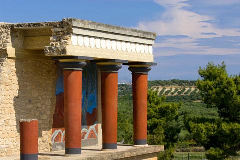 Knossos reconstruction