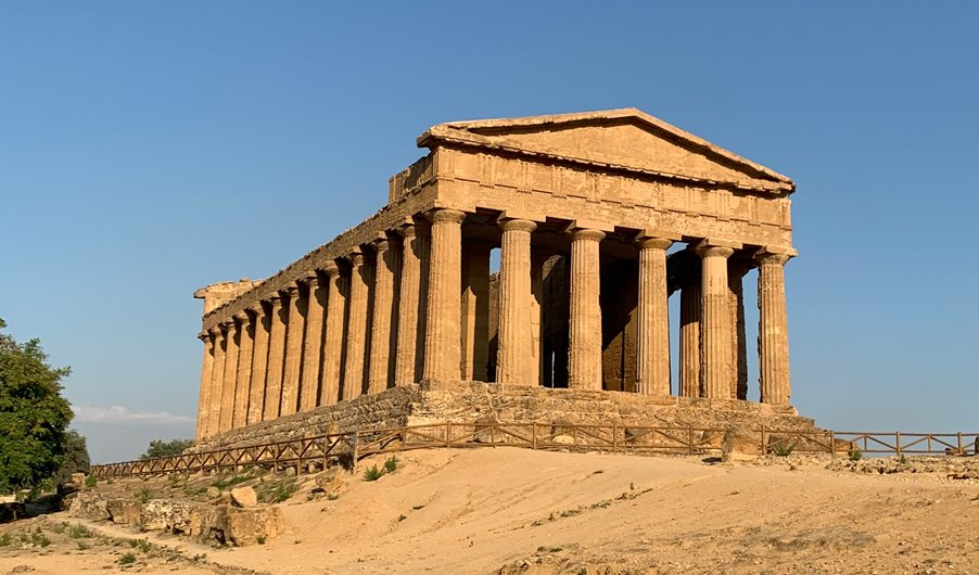 Agrigento Temple of Concord
