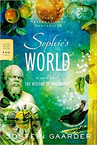 """cover of book """"Sofphie's World"""